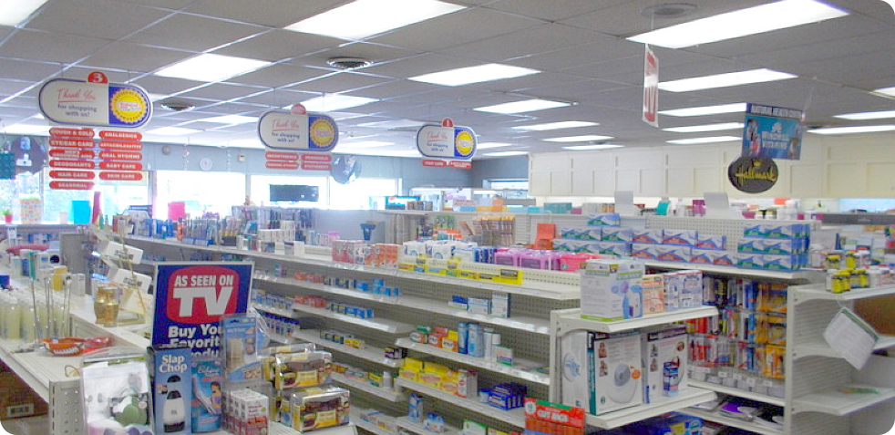 medicines and other products